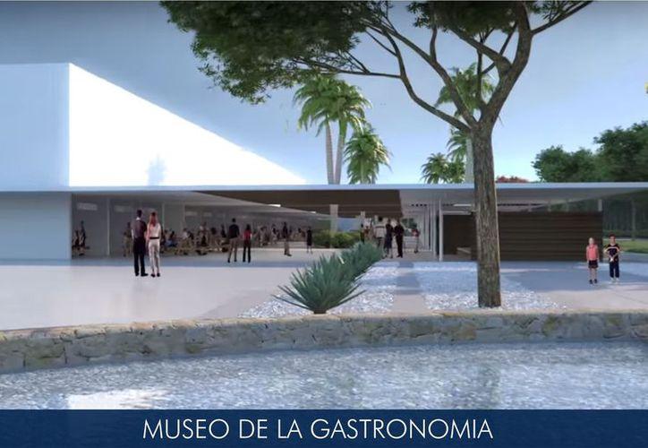 """El proyecto inmobiliario """"Paxifica City"""" proyecta tener un Museo de la Gastronomía.  (paxificacity.com)"""