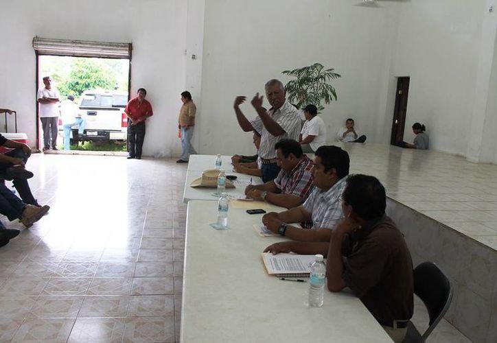 Implementan esquemas para impulsar proyectos productivos. (Edgardo Rodríguez/SIPSE)