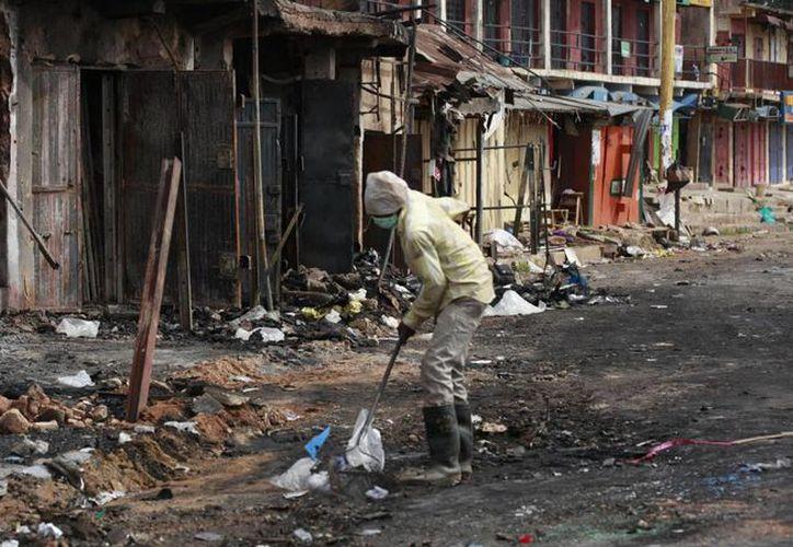 La ciudad nigeriana de Jos ha registrado varios atentados en los últimos meses, el más grave en mayo pasado. (digital.vpr.net)