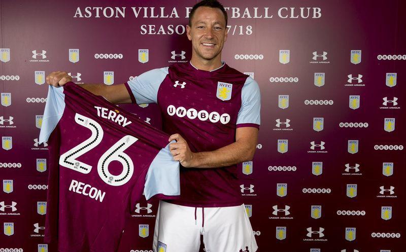 El Aston Villa ficha a John Terry por una temporada