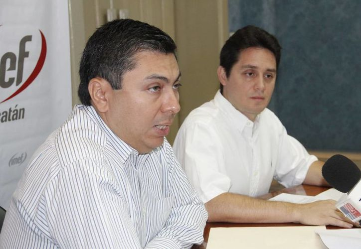 Álvaro R. de la Gala: la iniciativa de reforma tiene un fin recaudatorio. (Juan Albornoz/SIPSE)