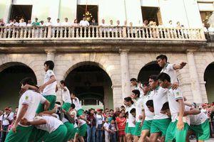 Así se conmemora la Revolución Mexicana en Mérida