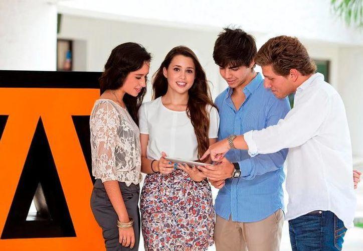Alumnos de la Universidad del Mayab tienen nuevo servicio digital. (Milenio Novedades)