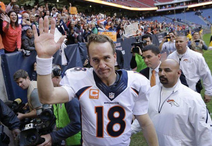 Manning fue seleccionado al equipo de estrellas de la NFL en las temporadas de 2003, 2004, 2005, 2008, 2009 y la campaña pasada. (Agencias)