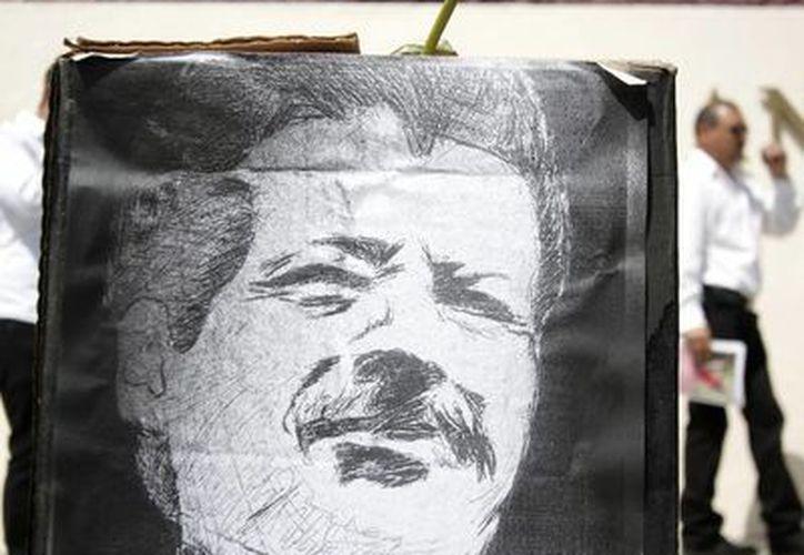 México recordó los 20 años de la muerte de Luis Donaldo Colosio con diversos actos. La imagen corresponde a Cancún. (Notimex)