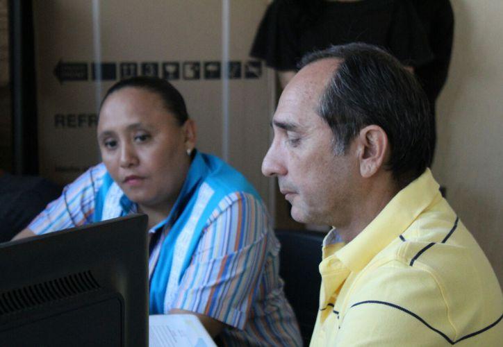 Torres Gómez no descartó que durante las siguientes semanas continúen presentando más denuncias. (Foto: Daniel Pacheco/SIPSE)