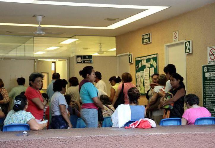 No laboran las oficinas administrativas (Foto: archivo/SIPSE)