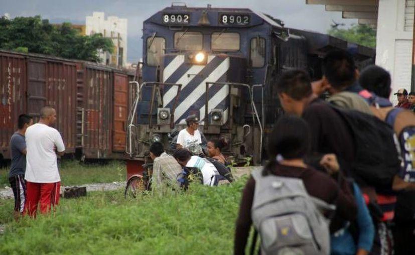 Los ataques armados a pasajeros son comunes en el Sur de México. (Notimex/Archivo)