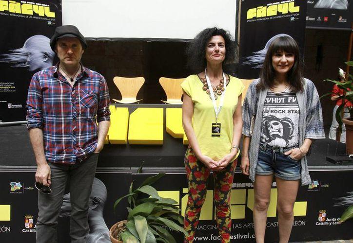 Los integrantes del dúo Amaral, Juan Aguirre y Eva Amaral (d) se pusieron en contacto con las autoridades de Guatemala para que se realice una investigación. EFE/Archio