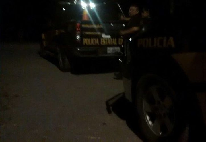 Un peatón quedó irreconocible, en pedazos, luego de ser arrollado varias veces en la carretera Mérida-Chetumal. (Foto de contexto de SIPSE)