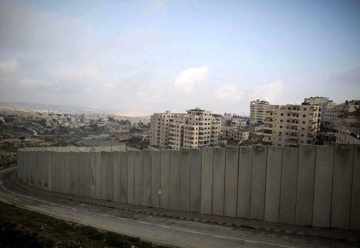 La diferencia entre las partes este (palestina) y oeste (judía) de Jerusalén son notorias a simple vista. (EFE)