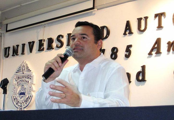 Barrera Concha: la participación ciudadana es el mejor antídoto contra los problemas de los gobiernos. (SIPSE)