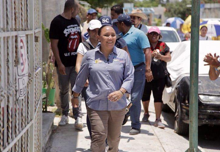 Cristina  también se gestionará la autorización para tener una playa pública al sur del municipio.
