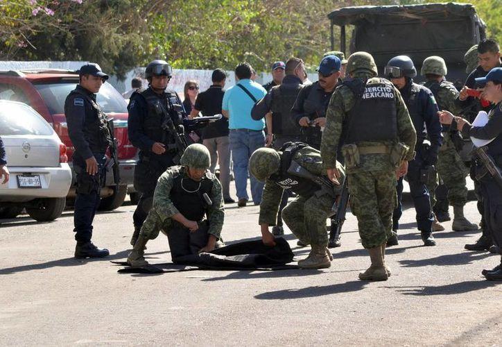 El funcionario de la ONU detalló las actividades de los diferentes grupos criminales. (Archivo Notimex)