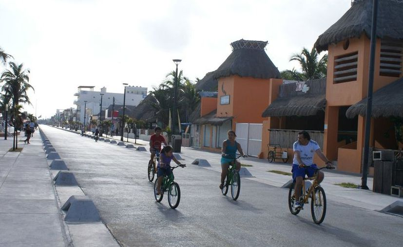 El proyecto incluye trabajos de pintura, modernización e iluminación. (Novedades Yucatán)