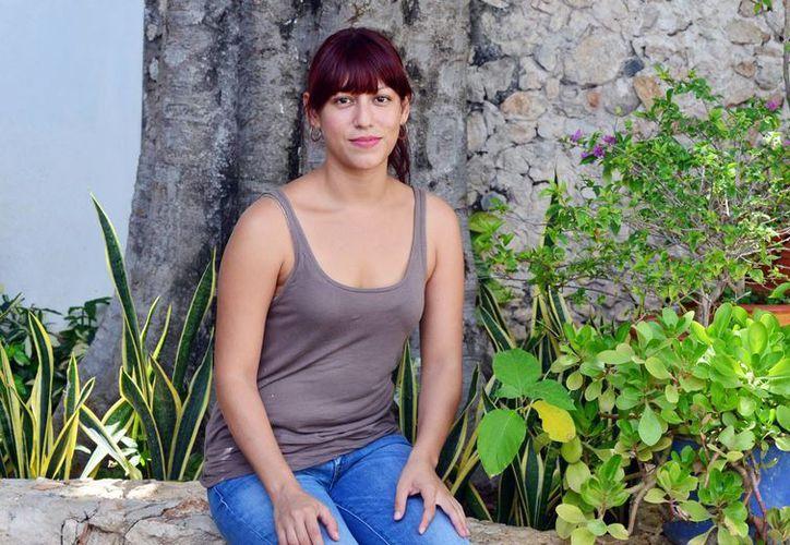 La artista visual Ruth Fuentes Sansores inaugurará exposición el próximo jueves. (Milenio Novedades)