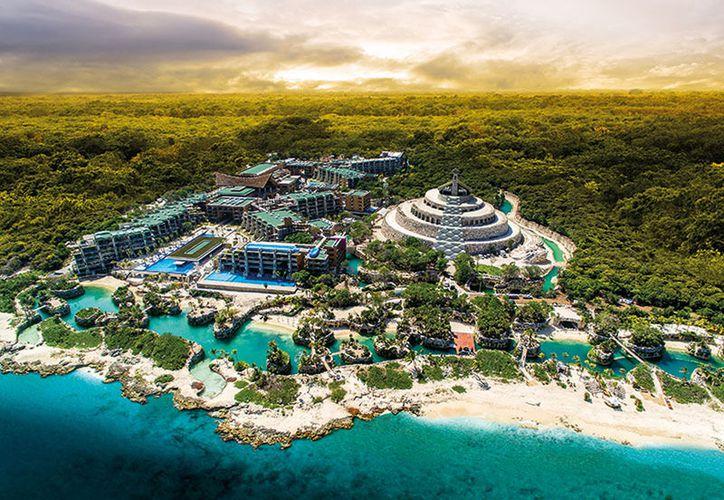 Grupo Xcaret se aventuró en la hotelería con Xcaret México. (Agencias)