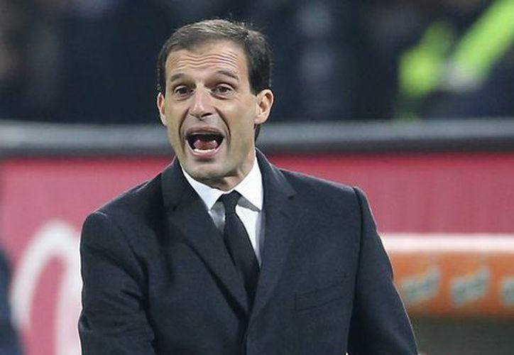 Allegri salió por la puerta de atrás del AC Milan, pero ahora se le presenta una gran oportunidad con la Juventus. (Foto: AP)