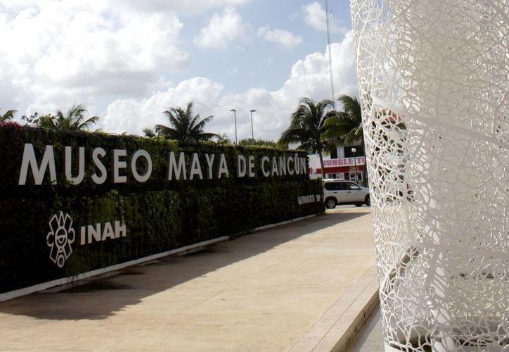 El costo de la visita en el Museo Maya de Cancún y San Miguelito, pasa de 57 a 64 pesos. (Francisco Gálvez/SIPSE)