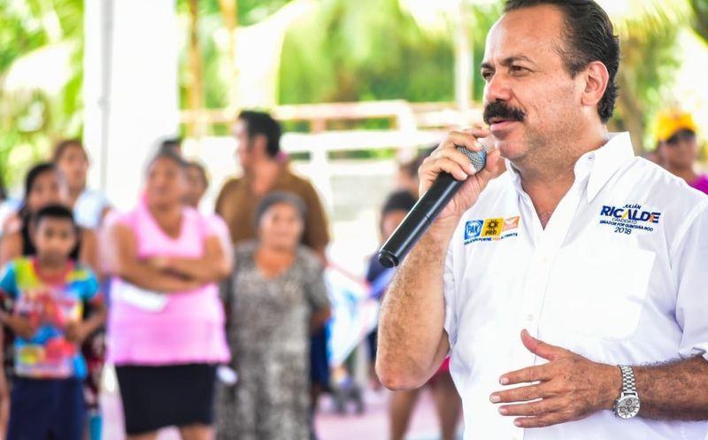 Julián Ricalde impulsará acciones para que un solo código penal se establezca en el país. (Foto: Redacción/SIPSE)