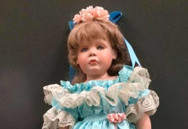 Las muñecas que aparecieron en las puertas de casas de San Clemente fueron un 'presente' de una vecina. Sin embargo, en un principio, provocaron terror entre los habitantes. (Oficina del Condado del Sheriff de Organge)