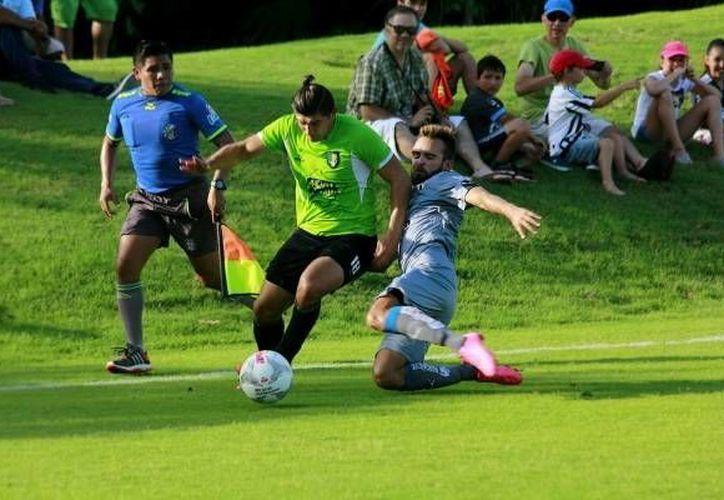 Venados de Yucatán perdió 1-2 contra Rayados de Monterrey en Cancún en partido amistoso. (Milenio Novedades)