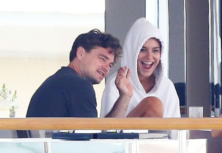Leonardo DiCaprio sostiene una relación sentimental con Camila Morrone, una modelo argentina de 21 años de edad. (The Grosby Group)
