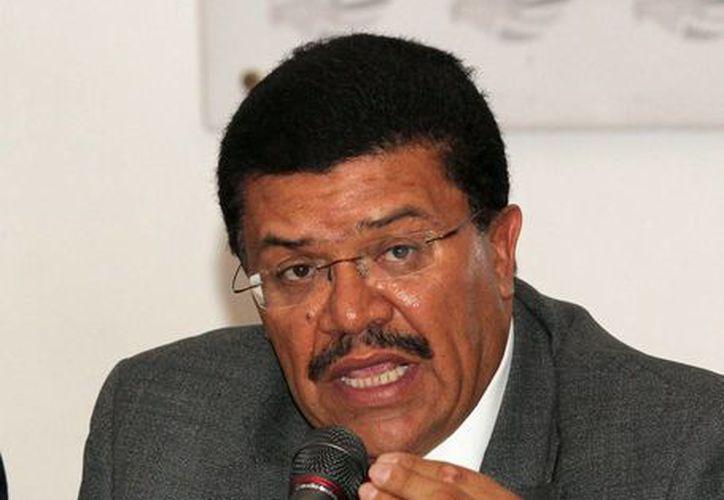Bojórquez indicó que la entrega-recepción de la construcción de la Línea 12 se llevó a cabo debidamente. (Notimex)