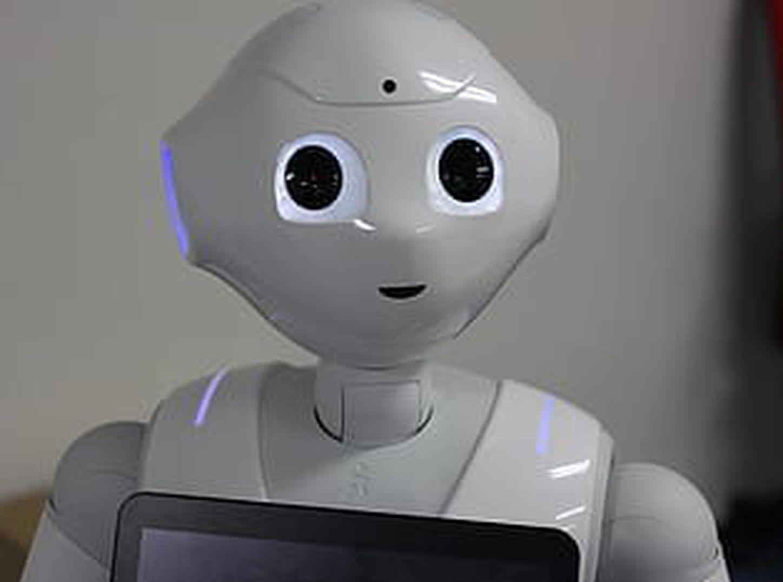 robots cornavirus