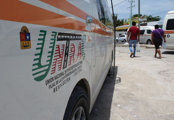 La Untrac informó que en la zona sur, las personas están acostumbradas a las tarifas más bajas. (Joel Zamora/SIPSE)