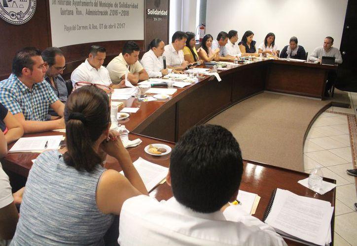 Darán a conocer las actividades de los funcionarios municipales. (Adrián Barreto/SIPSE)