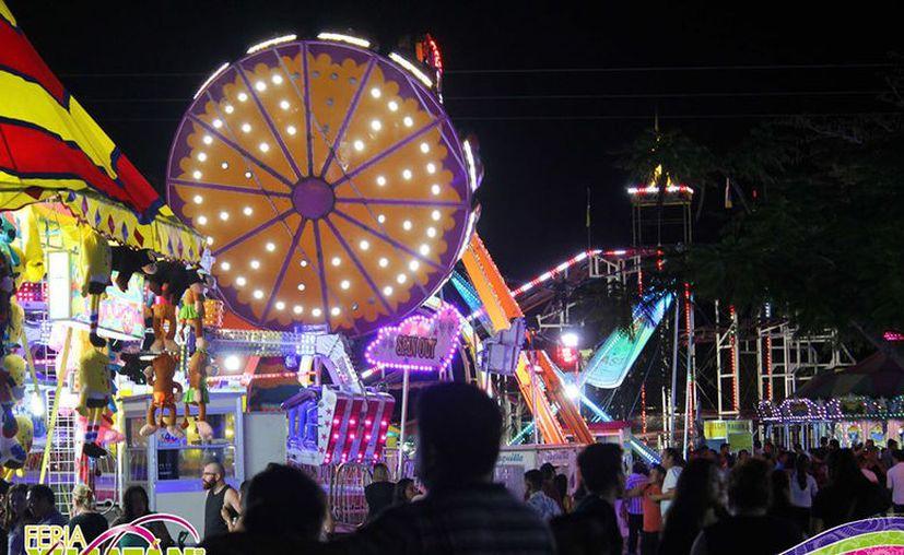 Promociones juegos en Xmatkuil.(Foto: Novedades Yucatán)