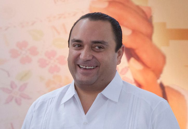 El ex gobernador de Quintana Roo está acusado de operaciones con recursos de procedencia ilícita por alrededor de 900 millones de pesos.  (Redacción)