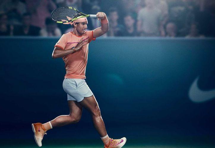 Rafael Nadal  construye a su tenista ideal. (Foto: Rafael Nadal)