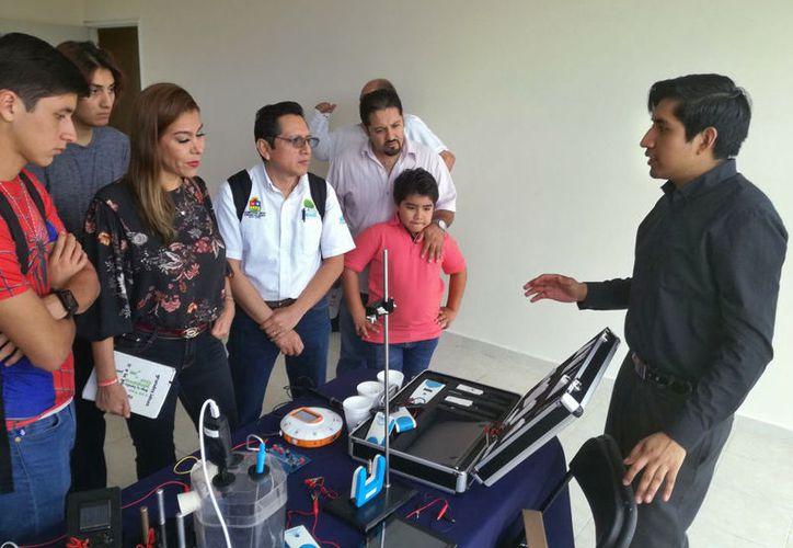 Las actividades se desarrollaron en la Casa de la Cultura de Cancún. (Jesús Tijerina/SIPSE)