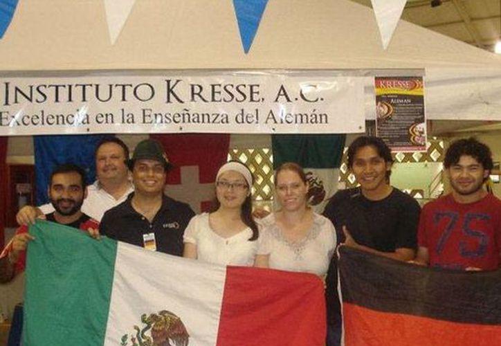 Jóvenes yucatecos desaprovechan la oportunidad de estudiar en países de Europa como Alemania. La imagen es de contexto y con fines ilustrativo. (Milenio Novedades)
