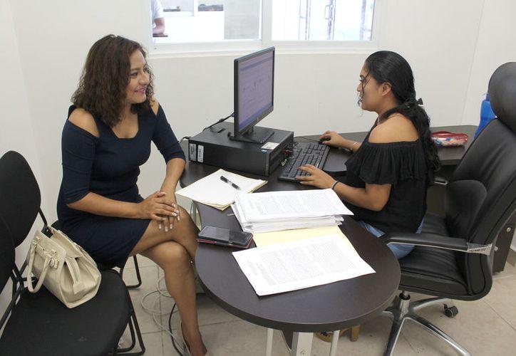 Marcela Rojas López, síndica del municipio, dijo que las investigaciones permiten que las denuncias sigan sólidas. (Joel Zamora/SIPSE)