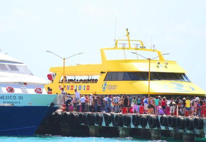 La ocupación de la isla permanece en un 67.8%. (Foto: Contexto/SIPSE)