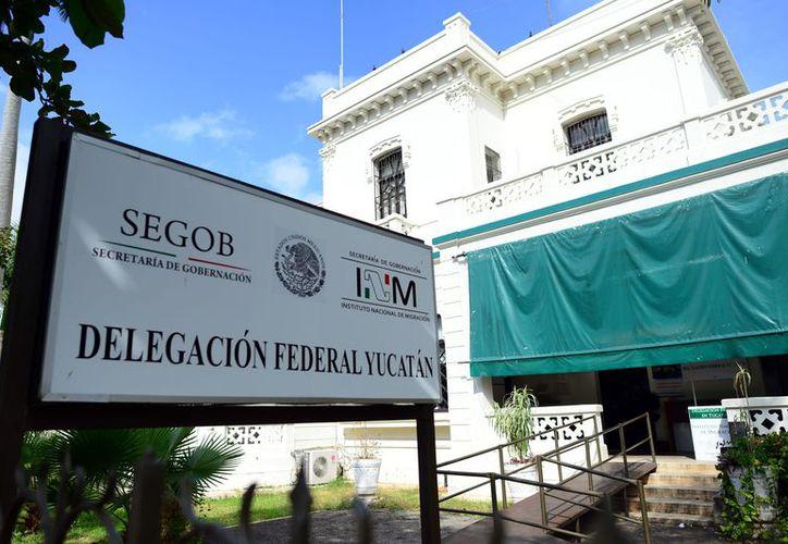 Los centroamericanos están actualmente retenidos en las instalaciones del INM. (Foto: Milenio Novedades)
