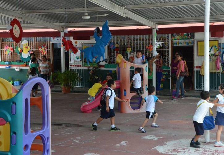 Los trabajadores de las estancias infantiles que existen en Quintana Roo serán evaluados por personal de Protección Civil. (Gerardo Amaro/SIPSE)