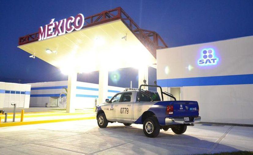 El nuevo Punte Internacional México-Belice se encuentra totalmente concluido, sin embargo no existe una fecha establecida para su apertura. (Jorge Carrillo/SIPSE)