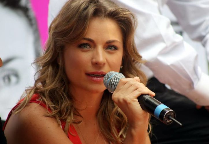 Ludwika reveló que actualmente no tiene tiempo para ver los melodramas de Televisa. (Archivo/Notimex)