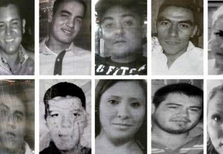 Hasta ahora ya son 10 los restos identificados. (Archivo/Milenio)