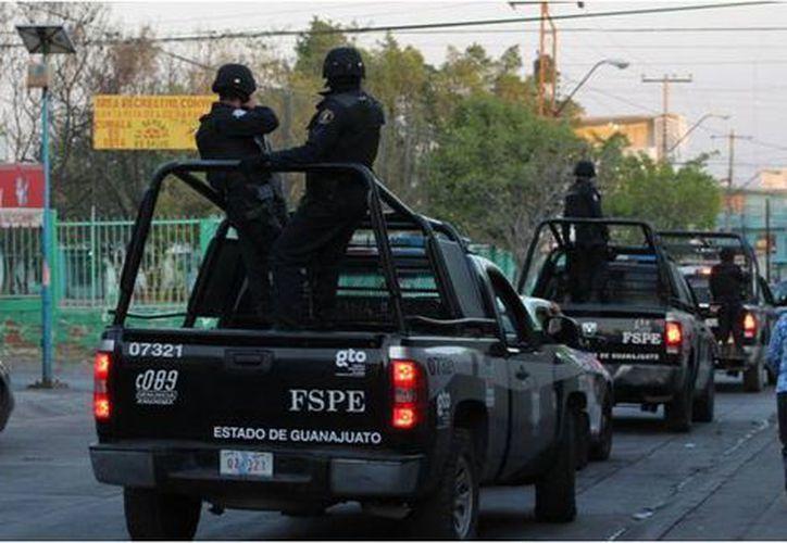 Cuatro personas murieron y otras tres resultaron lesionadas resultaron tras la agresión. (Foto: Milenio)