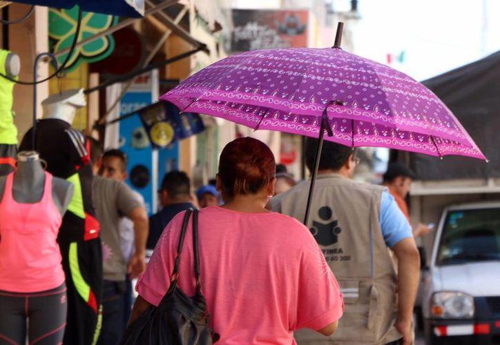 Tal como ha sido durante esta semana, la Conagua pronostica temperaturas calurosas para este fin de semana. (José Acosta/Milenio Novedades)