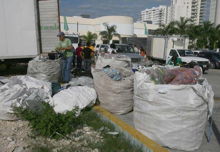Se impartirán talleres para enseñarle a la ciudadanía las ténicas de reciclaje. (Israel Leal/SIPSE)