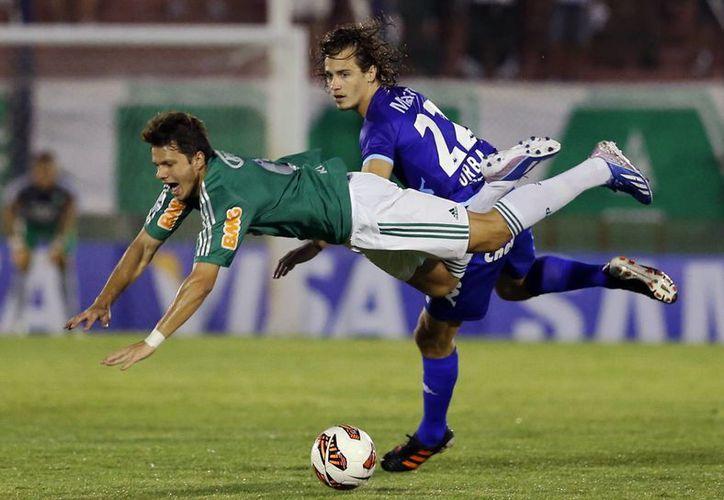 La agresión se dio luego del partido que perdieron ante el cuadro pampero Tigre. (Agencias)