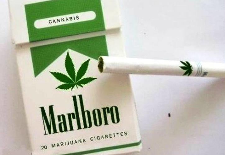 Los cigarrillos Marlboro M se venderían en los puntos de venta de marihuana con licencia en los estados de Colorado y Washington. (thecampuscompanion.com)
