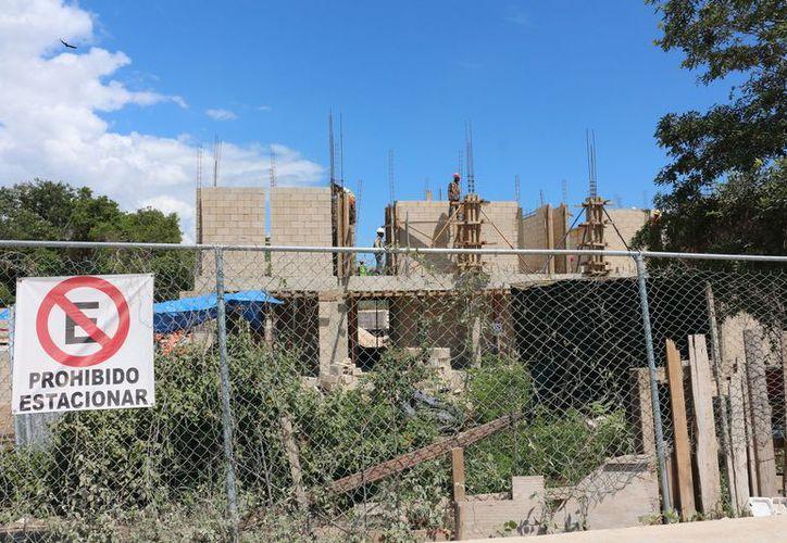 Especialistas anunciaron que de cada 10 hectáreas, ocho serán destinadas a la construcción. (Foto: Adrián Barreto/SIPSE)