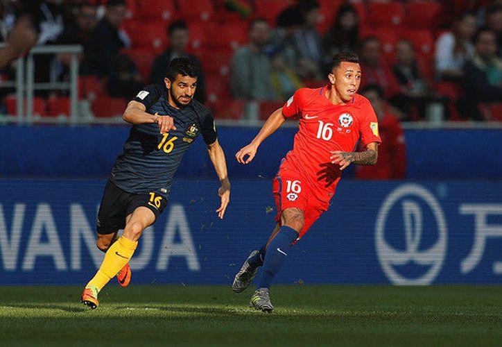 Chile clasifica como segundo del Grupo B. (John Sibley/Reuters).